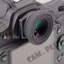 1.08x-1.58x Adjustable Magnifying Eyepiece universal for Canon Nikon FujiFilm