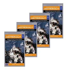 Astronaut Ice Cream Cookies and Cream Sandwich Freeze Dried Food 4 Packs