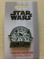 Disney Pin Star Wars May the 4th be with You 2020 Limited Release Stormtrooper