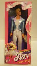 Reduced Price - 1988 My First Ken #1389, (Barbie), Blue/White, Nib Vintage