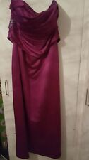 Sequin Sleeveless Plus Size Strapless Wedding Dresses