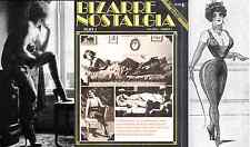 Bizarre Nostalgia 1+2 London Life Eros Goldstripe high heels corsets ebooks onCD