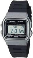 Casio Men's Classic Digital Quartz Resin Watch F-91WM-1BCF