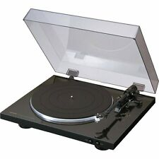 Denon DP300F Turntable Record Player Black DP300