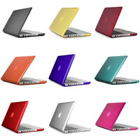 "Speck SeeThru SmartShell Case MacBook Pro 13"" With CD ROM Cover Shell Skin Clear"