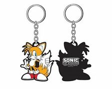 SONIC THE HEDGEHOG KEYCHAIN - BUY ONE GET ONE FREE - NEW