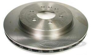 Disc Brake Rotor-Performance Plus Brake Rotor Rear Tru Star 493415