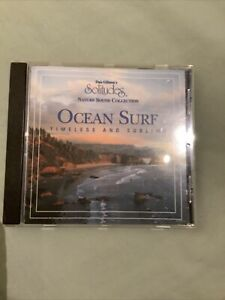 DAN GIBSON'S SOLITUDES - OCEAN SURF TIMELESS AND SUBLIME CD Like New