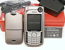 NOKIA 6680 RM-36 HANDY MOBILE PHONE BLUETOOTH UMTS TRI-BAND KAMERA MP3 NEU NEW