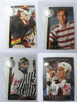 1995-96 BaP Signature Be a Player S200 McLean Kirk  autograph  canucks