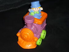 Fisher Price Little People McDonalds Train & Eddie Engineer