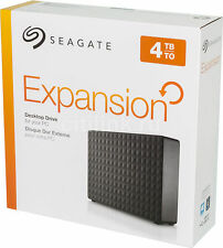 HARD DISK ESTERNO 3,5 SEAGATE EXPANSION 4TB DESKTOP EXT STEB4000200 BLACK