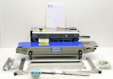 Sealer Sales Cbs 880 Horizontal Continuous Band Sealer
