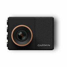 Garmin Dash Cam 55 Compact GPS-enabled Dash Cam 010-01750-10 w/ Voice Control