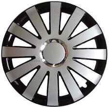 15'' Wheel trims for Mini ONE 4 x 15'' SILVER/BLACK