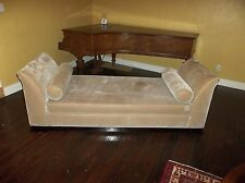 "HUGUES CHEVALIER VIENNA SOFA DAYBED: 86.75"" x 33.75"" x 30.75"" HIGH"