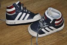 Baby-Turnschuhe & -Sneaker aus Leder mit Schnürsenkeln
