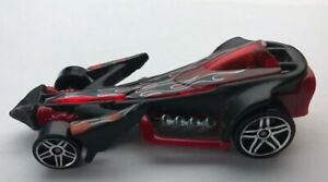 Hot Wheels Toy Car 1:64 Preying Menace Black and Red