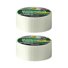 Duck Ez Start Non Transparent Packing Tape 188 X 25yd 2 Pack