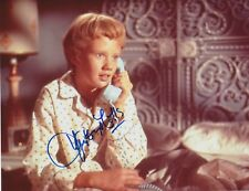 Hayley Mills signed Parent Trap 8x10 photo