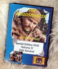 Solo Survival Skills: Woodsmaster Vol 11 (DVD)/survival