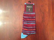 Bugatchi Men's Giuseppe Socks - New NWT - Gorgeous - Made In Italy - $20 Retail