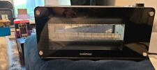 Toaster 2 Slice - Cusimax Stainless Steel Toaster Visible Glass Window with 7 &