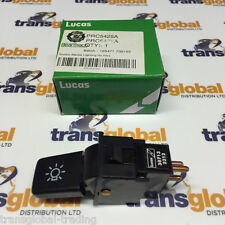 Range Rover Classic Side Head Main Light Switch to 94 - Lucas OE - PRC5425A