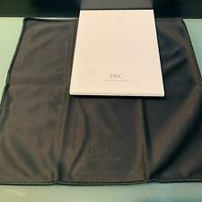 IWC Official suede Watch        NEW             (P)