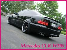 MERCEDES CLK W208/C208 COUPE REAR/BOOT SPOILER (1998-2002)