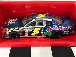 RC Chrome Chase Car 1:24 Terry Labonte #5 Kellogg's Tony The Tiger 2002 Chevy