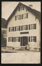 AK PHOTO PFAFFENHAUSEN KINDER, HOTEL GELAUFEN 1909