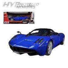 MOTORMAX 1:18 PAGANI HUAYRA  DIE-CAST BLUE  79160