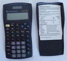Texas Instruments TI-30X IIS Scientific 2 Line LCD Battery/Solar Calculator 1999
