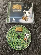 Animal Crossing Your Favourite Song Original Sound Track Cd Rare