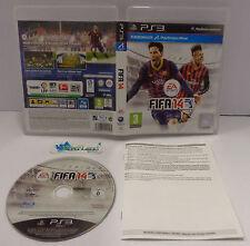 Console Game Gioco SONY Playstation 3 PS3 Play PAL ITALIANO EA 2014 - FIFA 14 -
