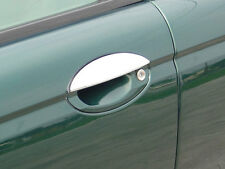 Jaguar X-Type Chrome Door Handle Covers Trims 2001 to 2009 X Type