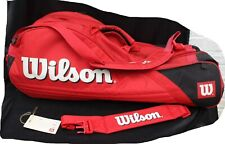 WILSON Tour Tennis Bag, grand sac de sport, raquette tennis squash