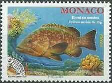 Timbres à thème de Monaco