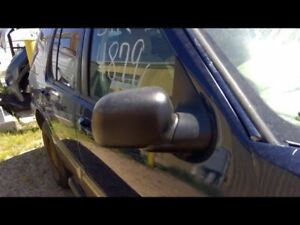 Passenger Side View Mirror Power With Approach Lamps Fits 02-05 EXPLORER 181635