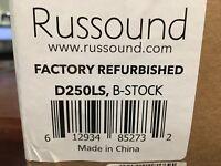 Russound D250LS  150 W RMS  2 Channel Amplifier 2800-533280