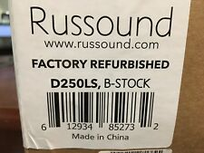 Russound D250LS  150 W RMS  2 Channel Amplifier 2800-533280