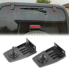 For Jeep Wrangler YJ TJ 87-06 Hardtop Liftgate Glass Hinges Stainless  50516