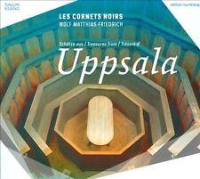 Treasures From Uppsala, New Music