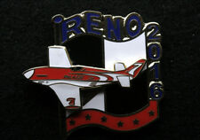 2016 NATIONAL CHAMPIONSHIP RENO AIR HAT PIN STREGA WING RACE STEAD AFB PILOT WOW