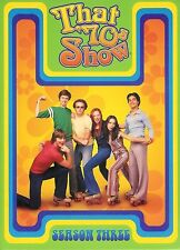 That '70s Show ~ The Complete Season Three ~ 4-Disc DVD Box Set ~ FREE Shipping