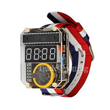SainSmart Electronic Crystal Table LED Watch Kit DIY Watch for Arduino US Stock
