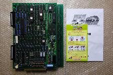 "F-1 Dream ""Capcom 1988"" Jamma PCB Arcade Game Japan"