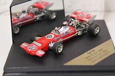 F1 March 701 STP Spanish GP ´70 M. Andretti #18 1:43 Quartzo BOX
