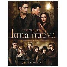 Luna nueva: El libro oficial de la pelÃcula (Spanish Edition)-ExLibrary